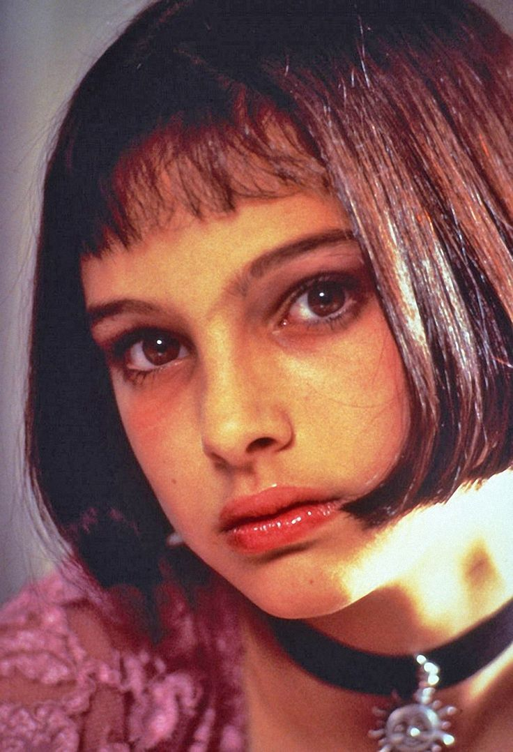 Natalie Portman in Leon The Professional (1994) Natalie