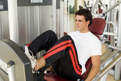 Walk into any reasonably sized gym or health club and you're almost guaranteed to see a leg press machine. Indeed, you may see several different types of leg presses, including machines in which you ...