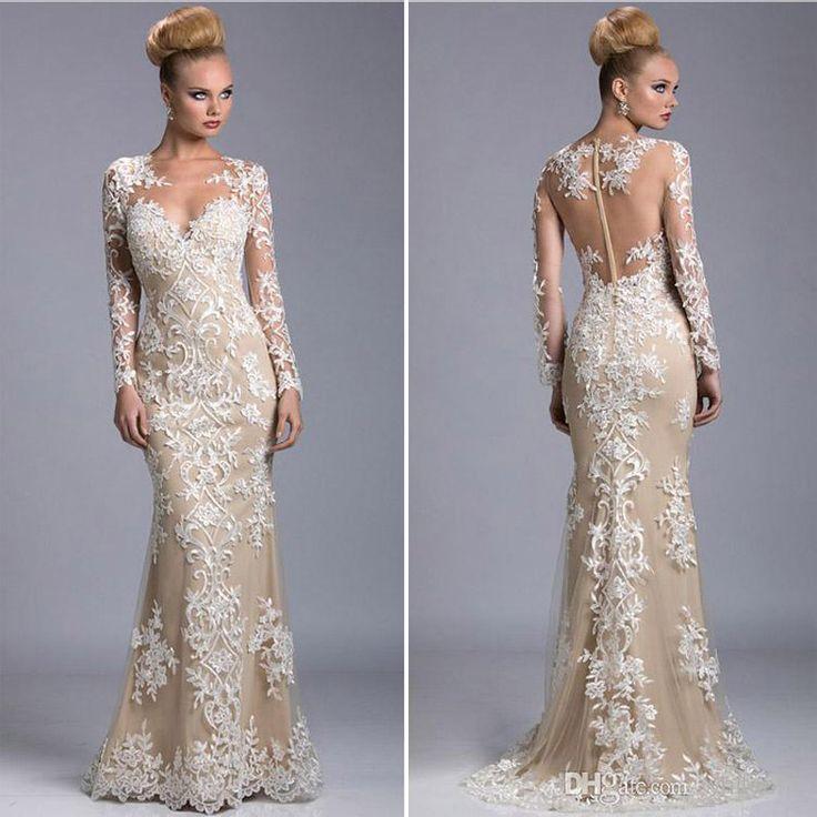 Cream Colored Prom Dresses_Prom Dresses_dressesss