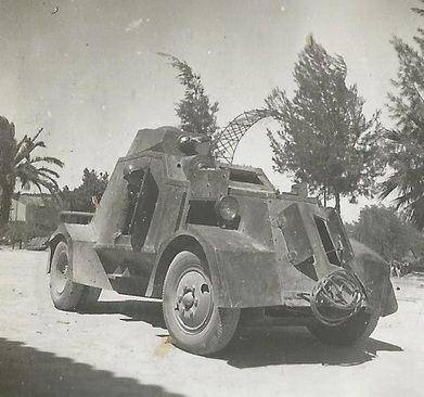 Spain - 1937. - GC - Thälmann brigade - panzerautos