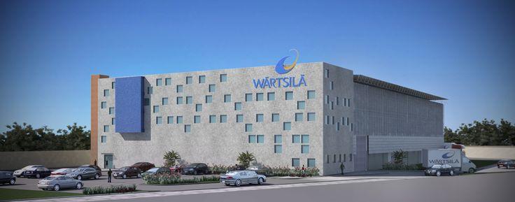 WARTSILA - Niterói - RJ- Fase 1