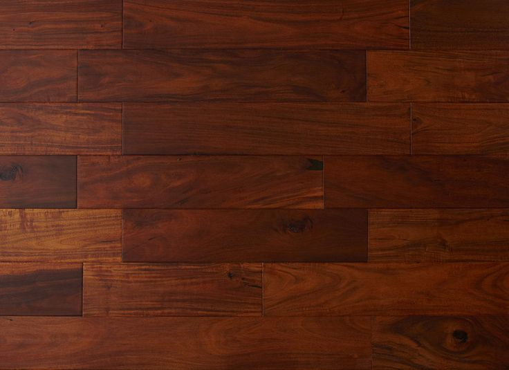 Our Acacia Wood Flooring Is Prefinished To A Lovely Copper Color Made Of Click