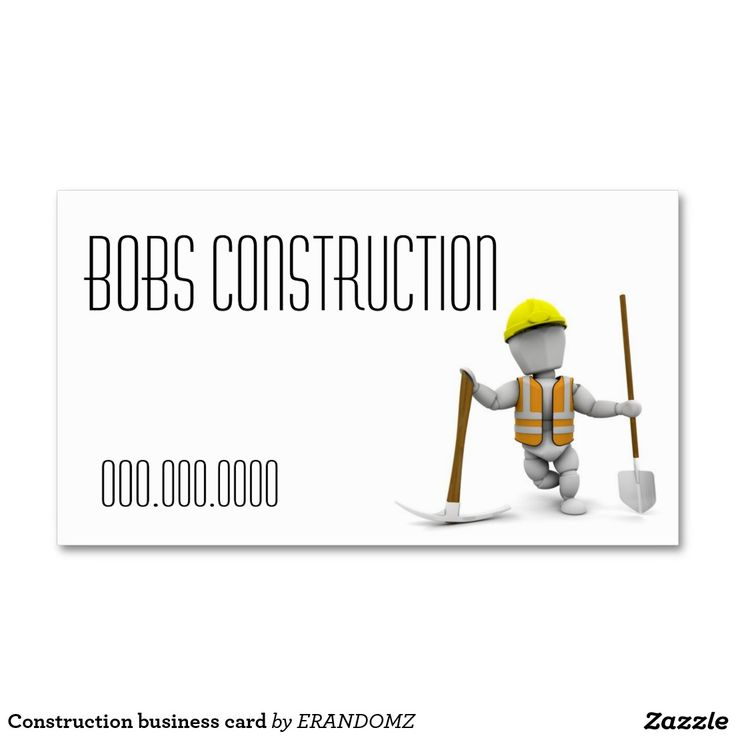 13 best Business cards images on Pinterest Name cards, Business - contractor job description