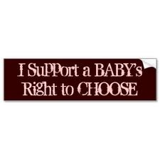 support the unborn