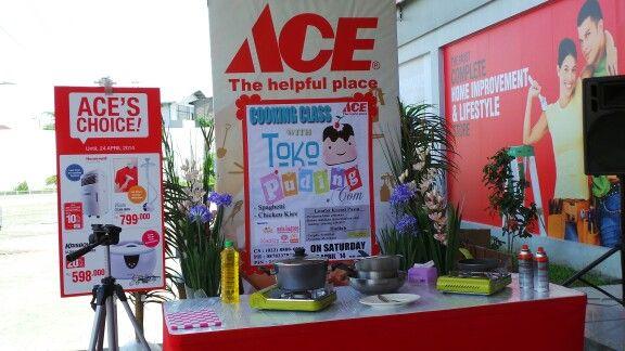 Cooking Class bersama Tokopuding.Com & ACE Hardware