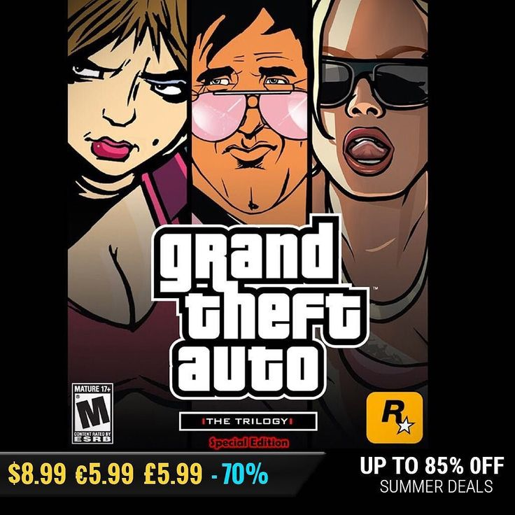 Sila Games summer sale gamedeals Grand Theft Auto The