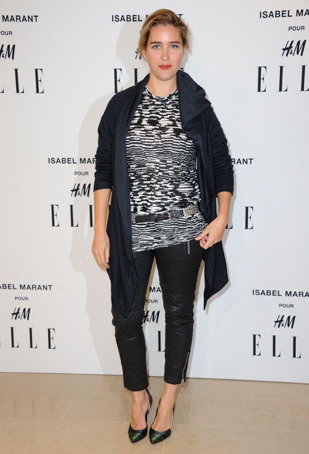 La shopping party Isabel Marant x H&M Vahina Giocante
