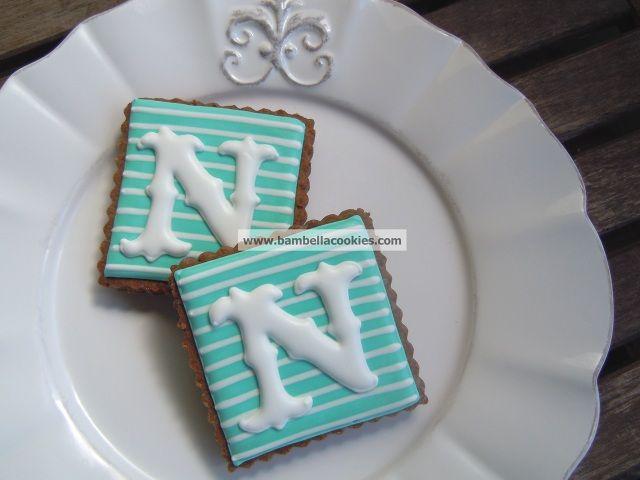 Bambella Cookie Boutique | Monograms