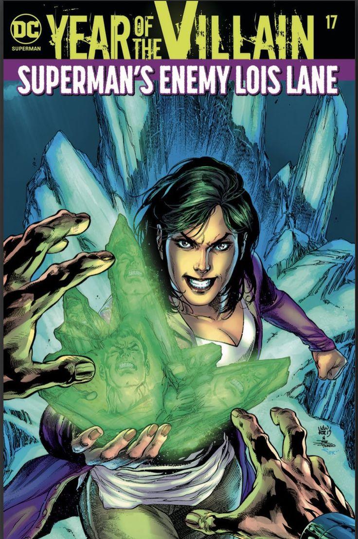 Action Comics 1017 Cover by Ivan Reis Lois lane, Comics
