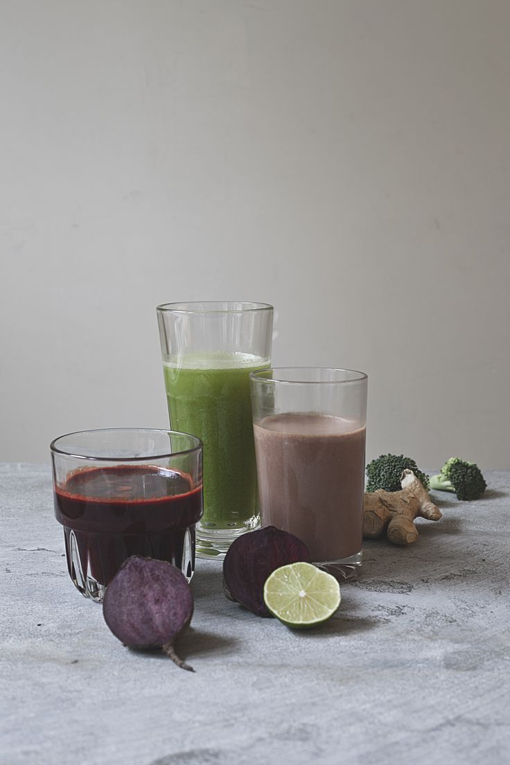 green, red and amber juice // by Wij Zijn Kees // www.ilovesla.com