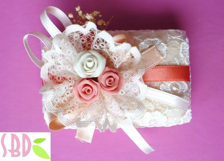 Tutorial: Decorare le saponette - Soap decoration