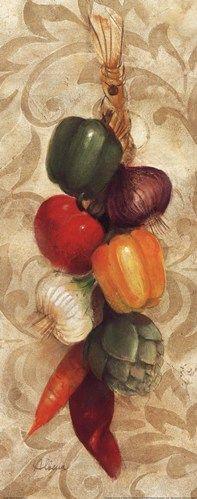 Mixed Vegetables I (Albena Hristova)