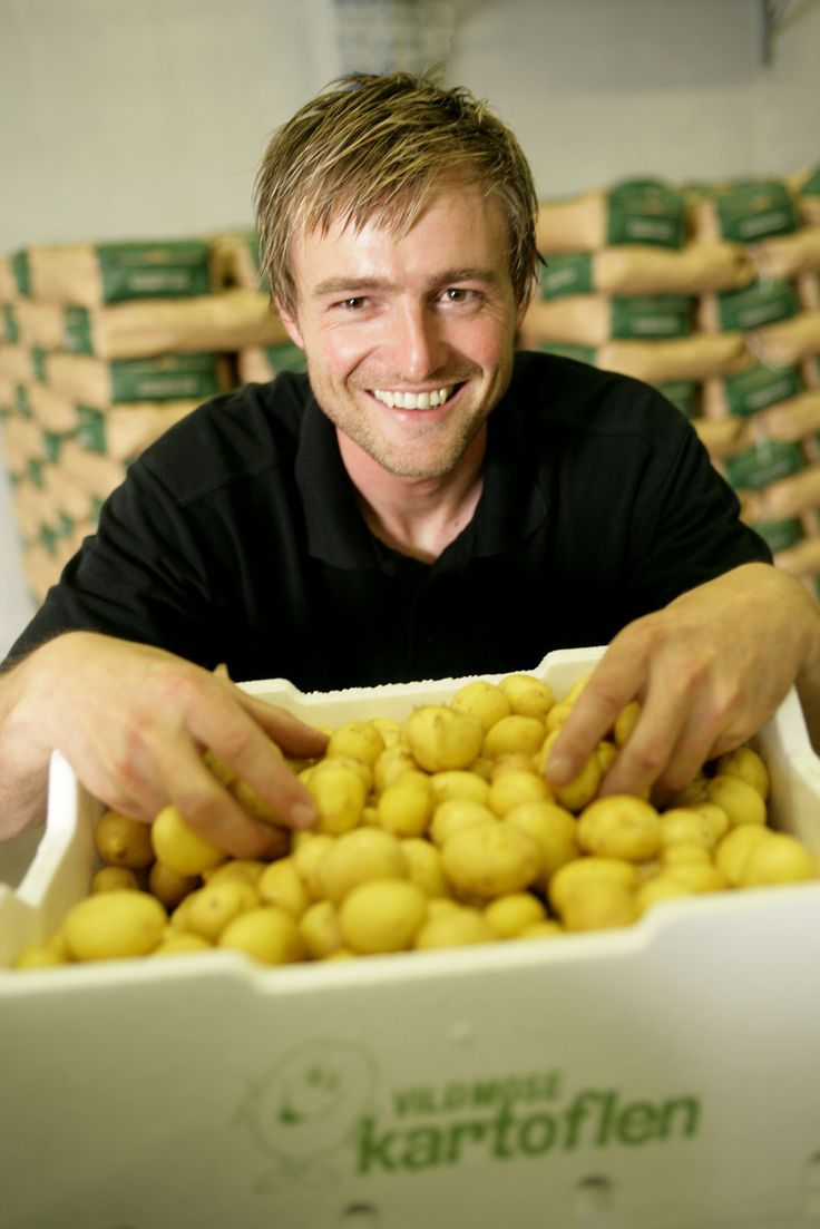 Vildmosekartofler - potatoes from The Bay Denmark