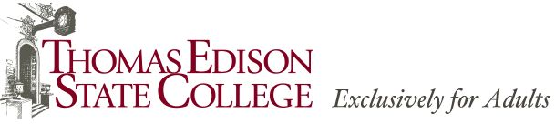 Thomas Edison State College - Exclusively for Adults   Master of Arts in Liberal Studies. Interesting!