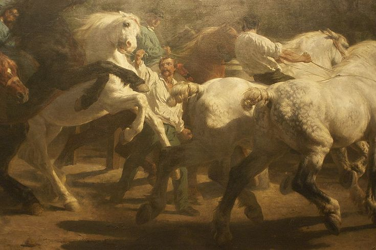 MOMA/WIKI ? http://amanda-severn.hubpages.com/hub/Equestrian-Paintings-and-Drawings-Horse-Racing-and-The-Horse-in-Art