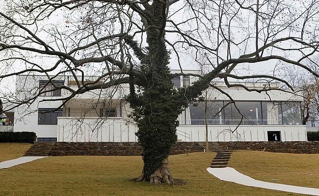Tugendhat Mansion - Mies van der Rohe 1930, to reopen in Brno, Czech Republic