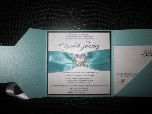 1000 Images About Tiffany Blue Sweet 16 On Pinterest