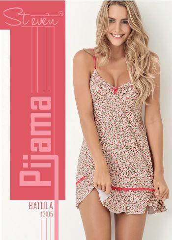 ¡Eleva tus sueños! Con lo mejor de nuestra línea Pijamas >>>> Batola silueta amplia, escote en V, con bolero y encaje en ruedo . ¡¡Les deseamos una linda noche!!