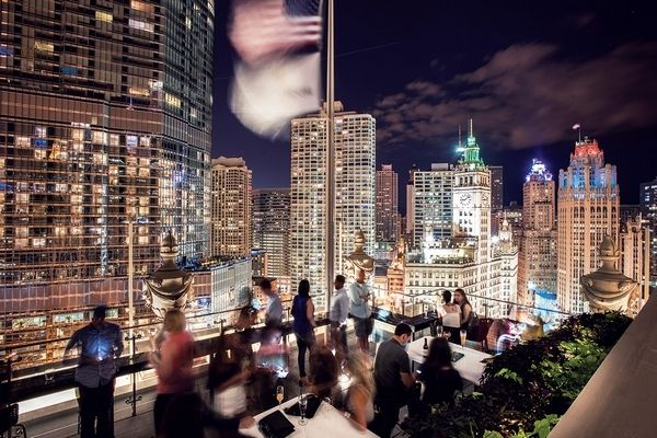 Chicago's best rooftop bars