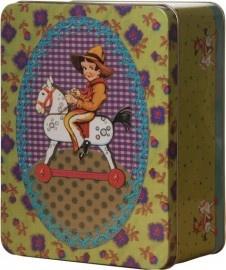 Rechthoekige box van Froy & Dind