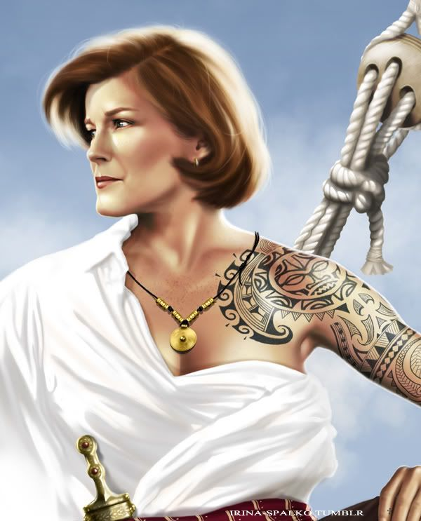 1000 images about si fi star trek on pinterest jeri for Mirror janeway
