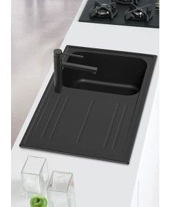 50x86 cm  Granit Evye  Siyah