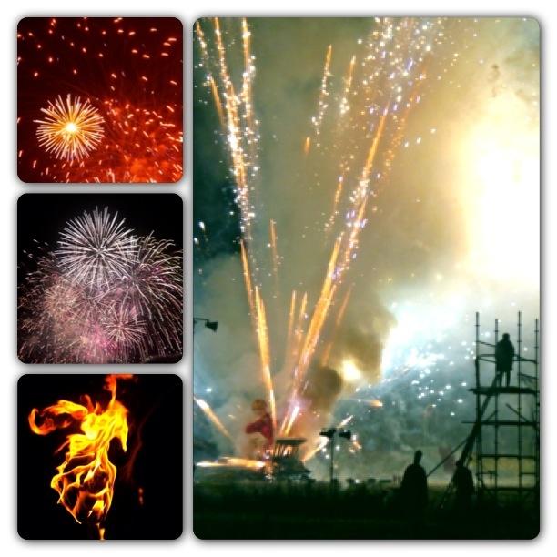 Lewes Fireworks  http://www.lewesbonfirecelebrations.com
