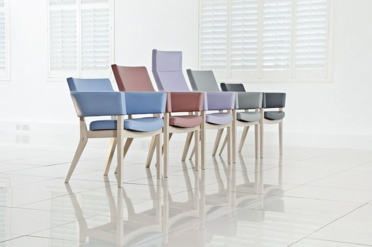 Innovate, clean, stylish healthcare furniture from Knightsbridge   #design #interiordesign #seating #chairs #architecture #healthcare #furniture