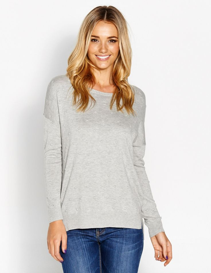 Image for Bobble Knit Jumper from Dotti