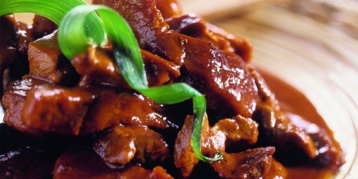 Boodschappen - Babi pangang - gemarineerd varkensvlees
