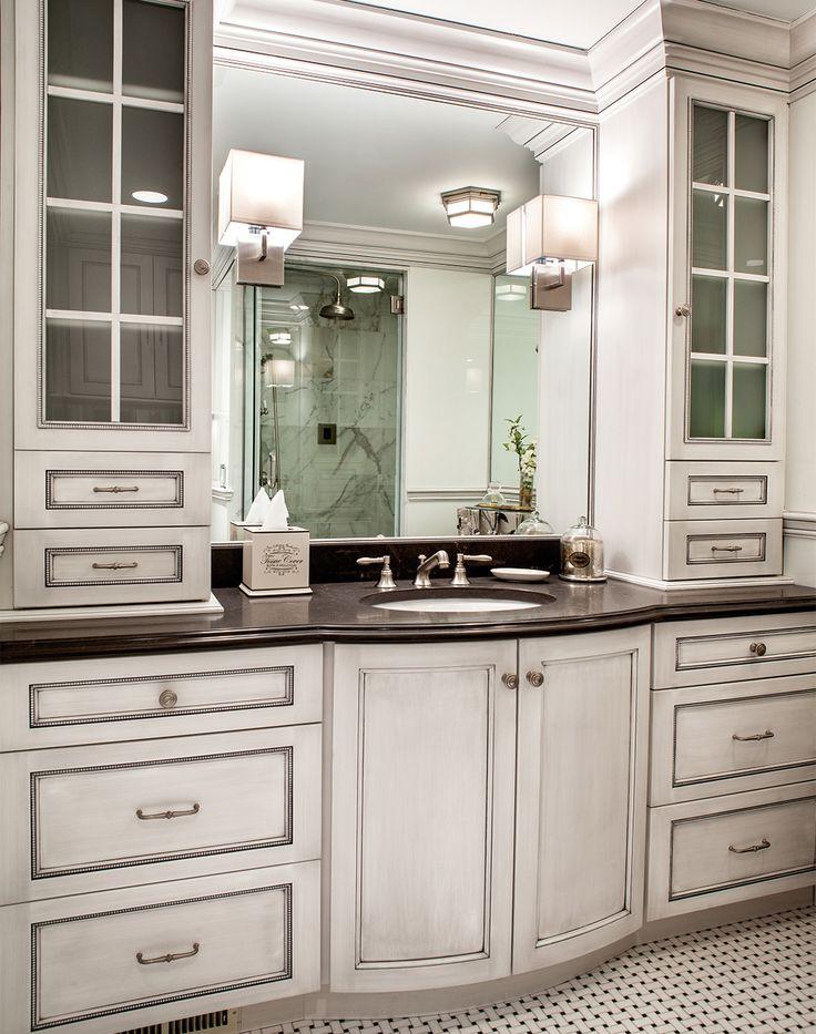 custom bathroom cabinets custom bathrooms white bathrooms custom