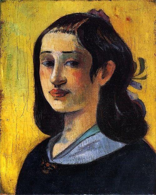 paul gauguin: portrait of aline gauguin http://25.media.tumblr.com/tumblr_mdfcqimmfm1ru2qa4o1_500.jpg
