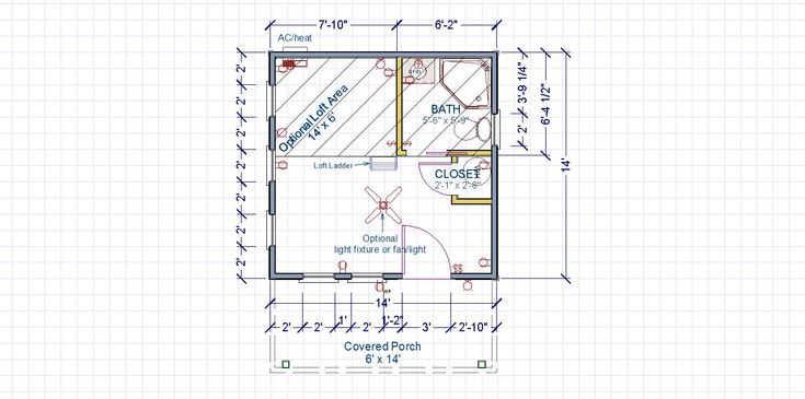 211 best images about home design on pinterest house for 14x14 cabin plans