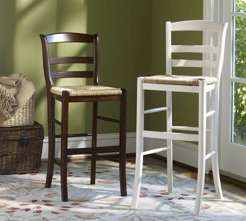 Pottery Barn Bar Stools Kitchen For The Home