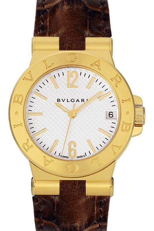 BVLGARI DIAGONO DGP40C6GLD