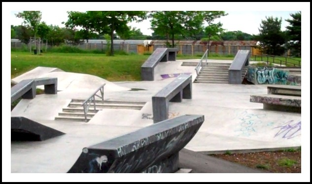 Barracks Skatepark | London, Ontario, Canada