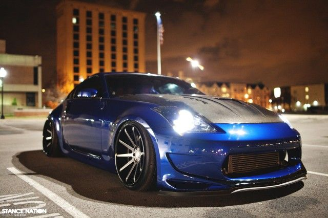 The Nissan 350Z was designed from scratch to be an overtly sporting revival of the Z-car bloodline, so you could argue that creating a sta...