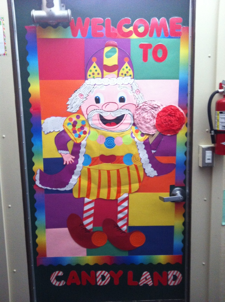 King Kandy Of Candy Land Fun Theme For The Classroom