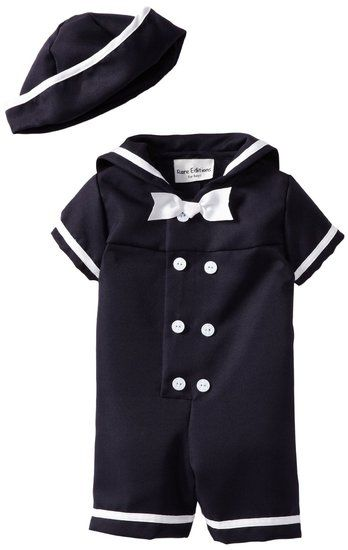 If I ever have a baby boy, I will make him wear this before he is too old to care.