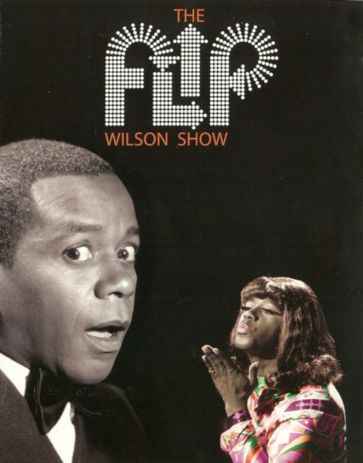 The Flip Wilson Show ~ so very funny, loved this show.
