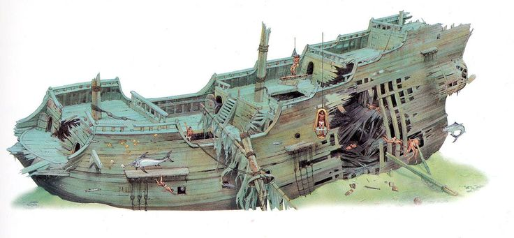 urca de lima shipwreck - Google Search