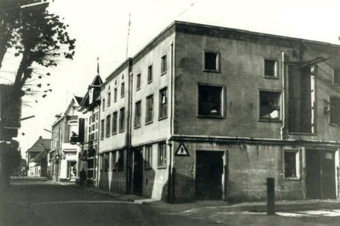 Van Gerrevink ijzerhandelaar en oud papier Nieuwstraat
