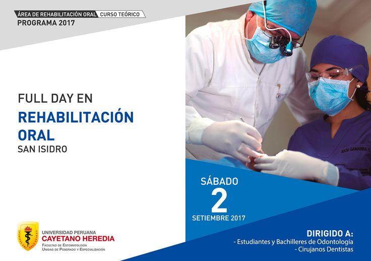 Cursos de Rehabilitación Oral