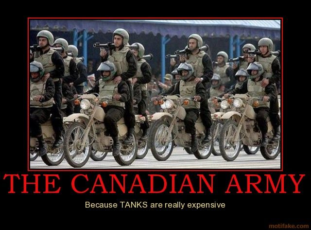 how to get into the military in canada