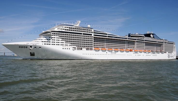 MSC Splendida Cruise | Kreuzfahrt, Kreuzfahrtschiff ...