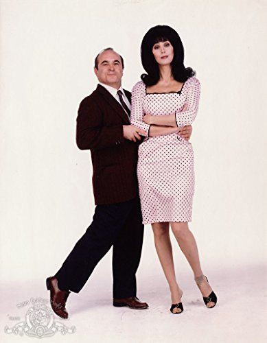 Cher and Bob Hoskins in Mermaids (1990)