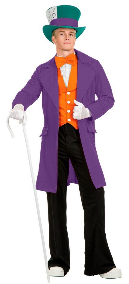 Best 25 apple costume ideas on pinterest 60s attire disco deluxe mens purple mad hatter costume candy apple costumes new costumes for 2014 solutioingenieria Gallery