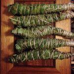 Eucalyptus smudge sticks!