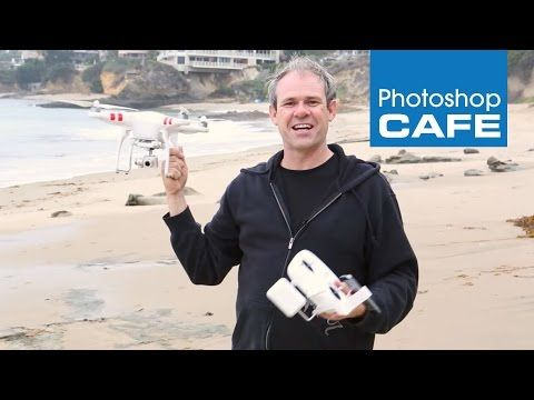 cool How to fly and shoot with the DJI Phantom 2 Vision + Quadcopter drone on Location