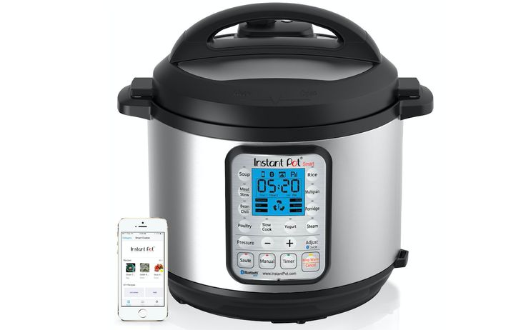 I tell everyone to get an Instant Pot. It seems like it's just a pressure cooker. And it is! Which is great. But that's not all, friends. That's not all...